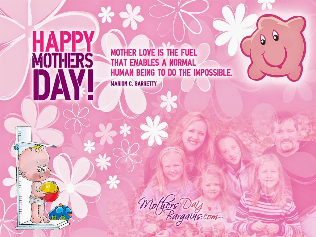 Mothers Day Wallpaper 2014