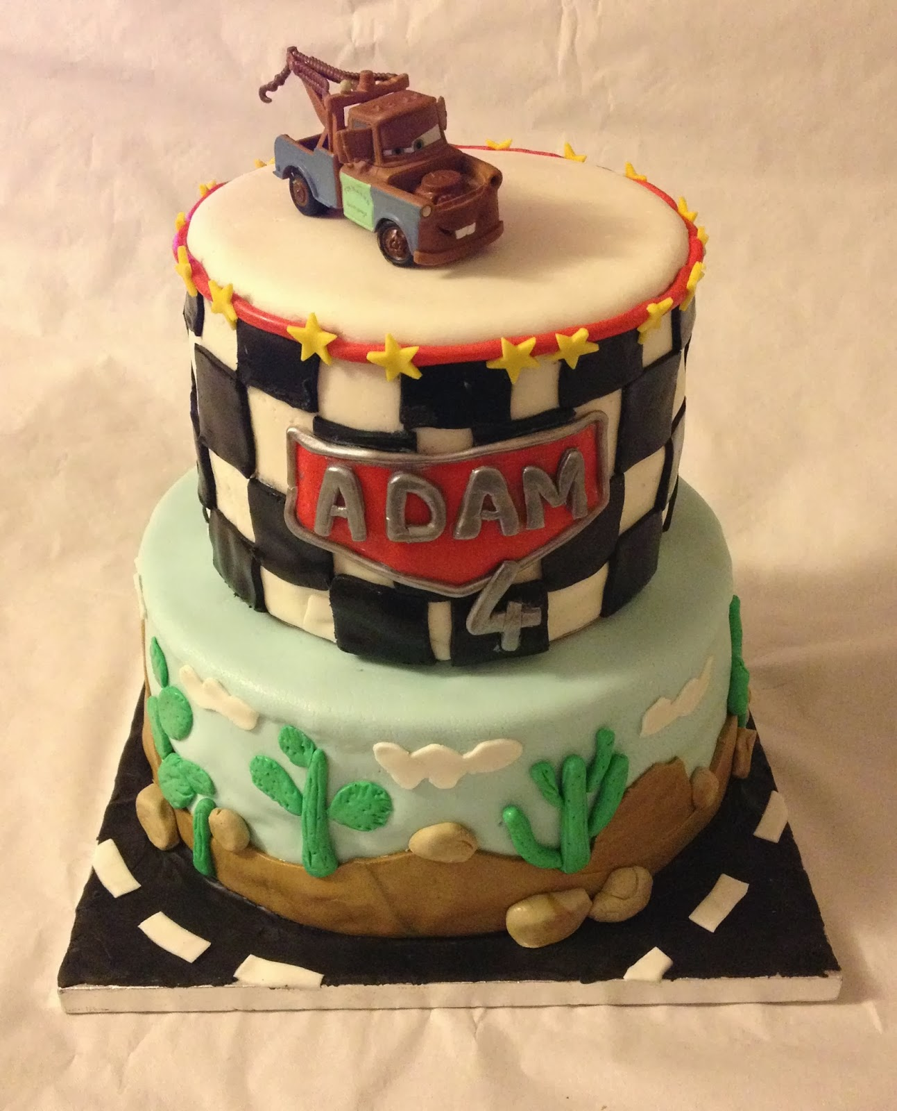 Lona S Cake Incontournable Cars
