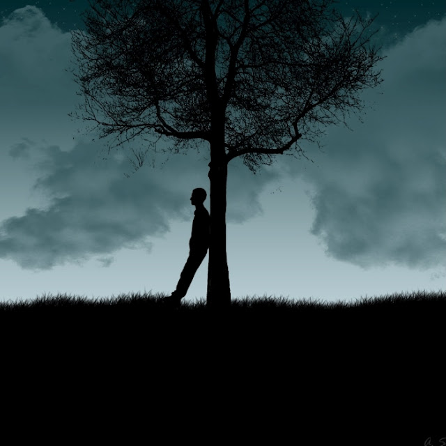 wallpapers waiting alone - photo #3