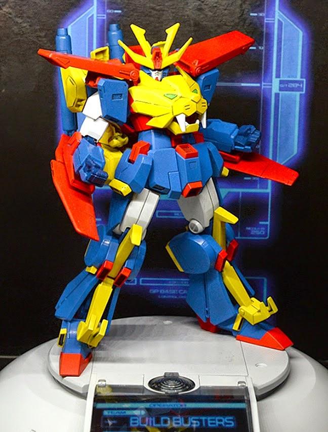 HGBF 1-144 Gundam Tryon3