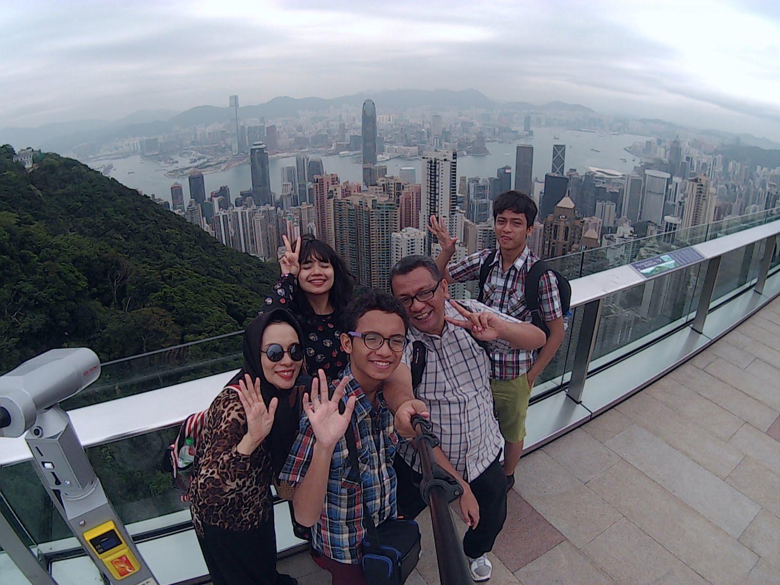 Bercuti di Hongkong