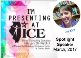 Spotlight Speaker 2017