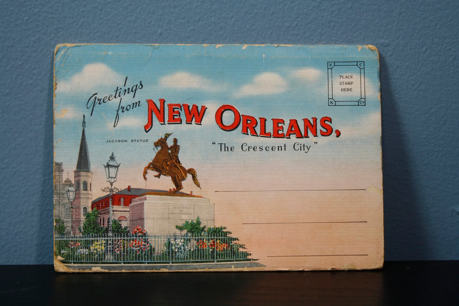 Slippin Southern Greetings From New Orleans