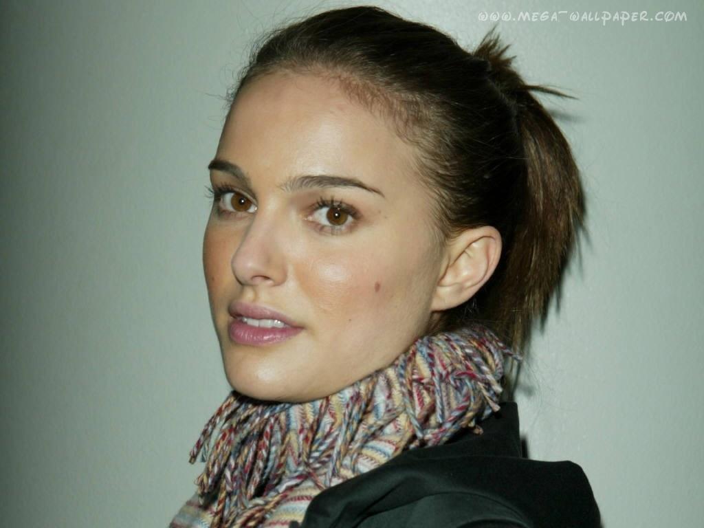 Natalie Portman Natural Hair