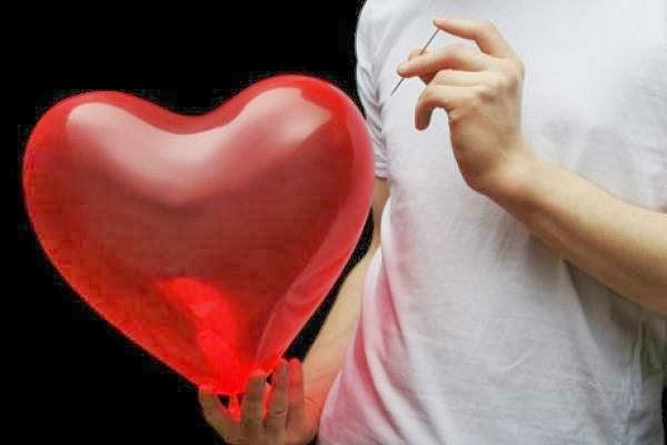 Corazón pinchado