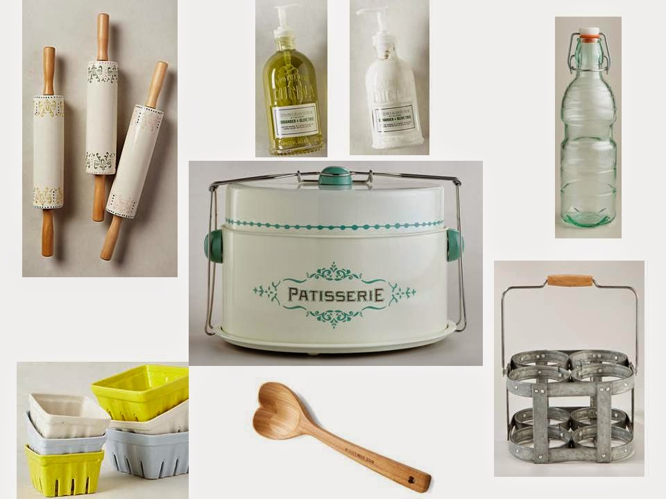Charmant Some Fun Vintage Style Kitchen Accessories.