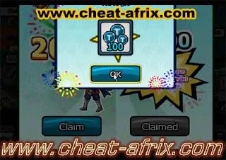 Get Free Token Ninja Saga 2013