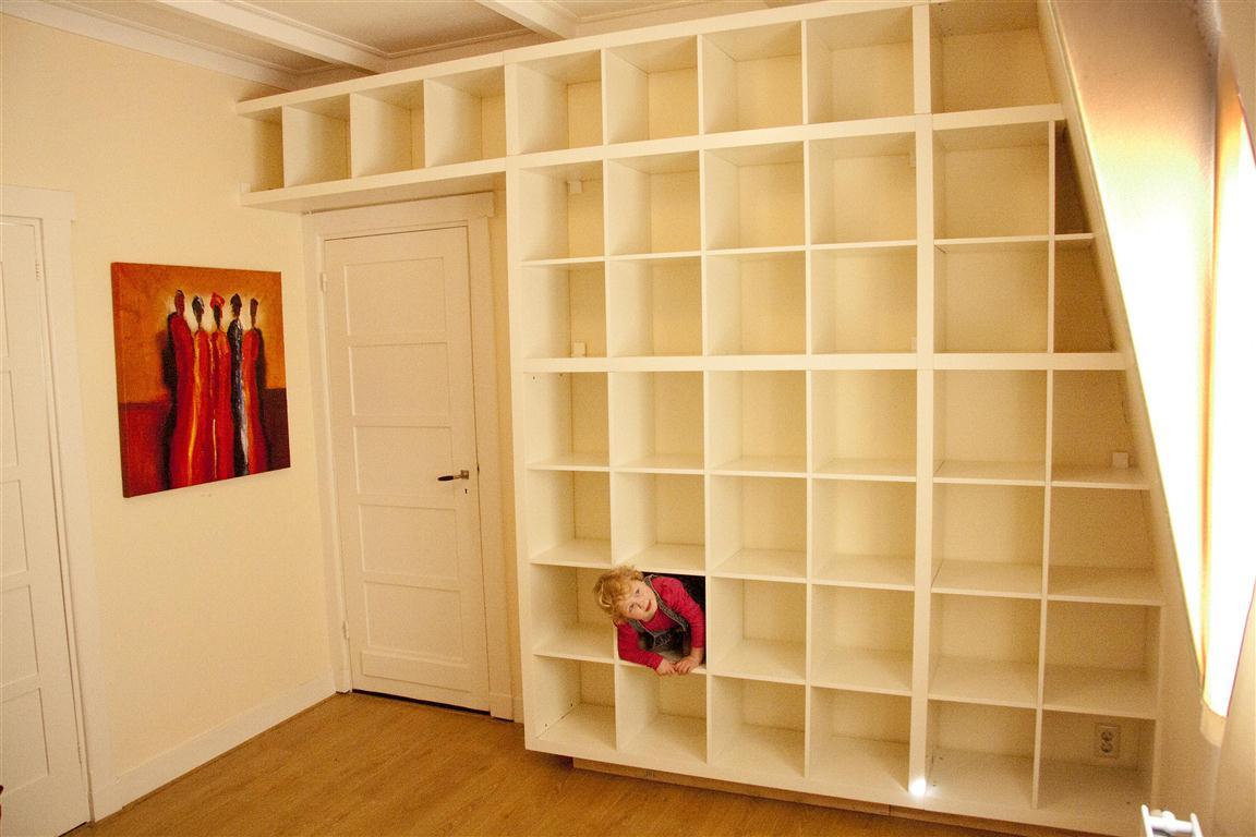 huge expedit wall get home decorating. Black Bedroom Furniture Sets. Home Design Ideas