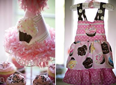 Bữa tiệc cupcake 1