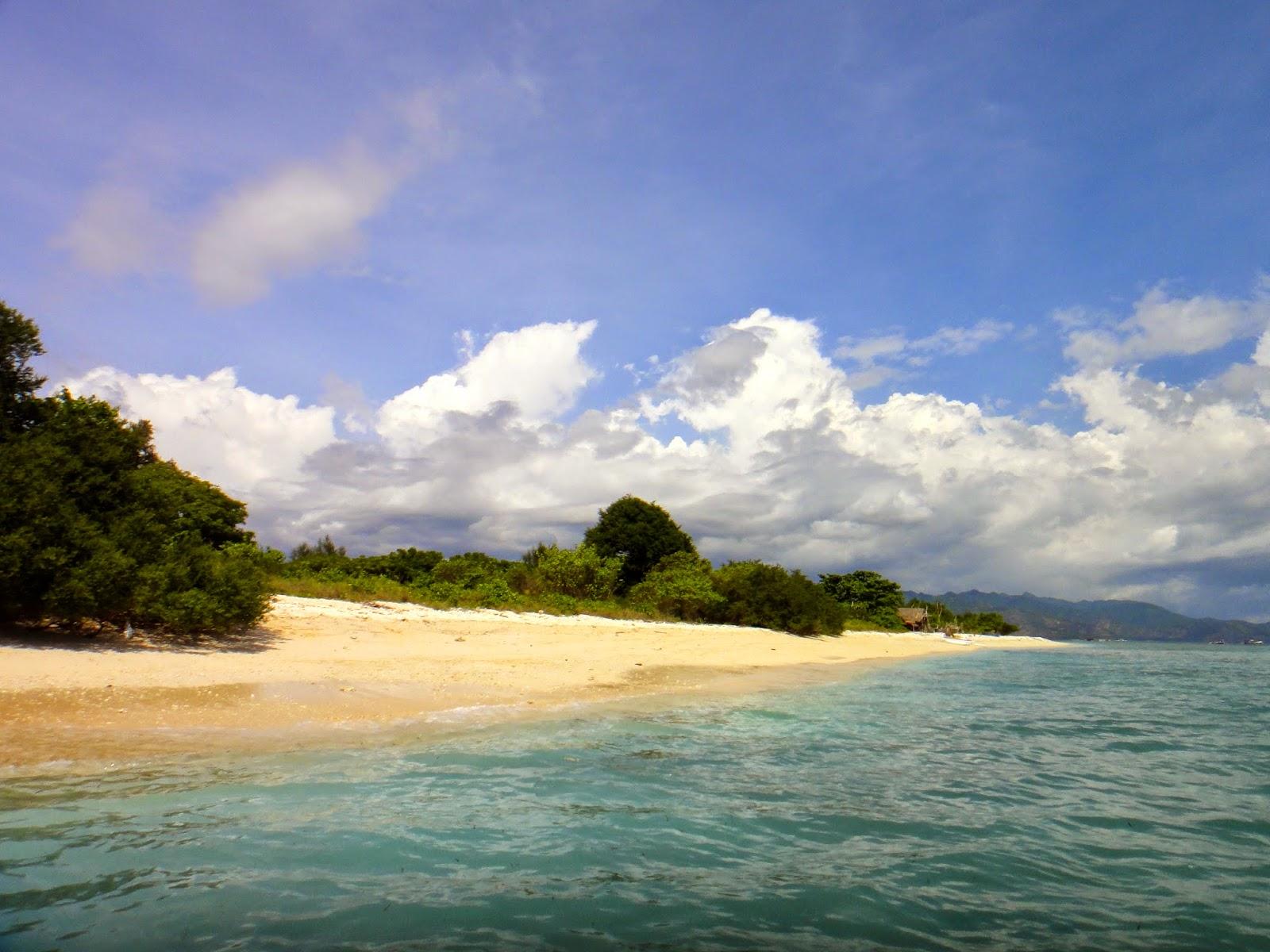 GIli Meno Lombok Island Indonesia