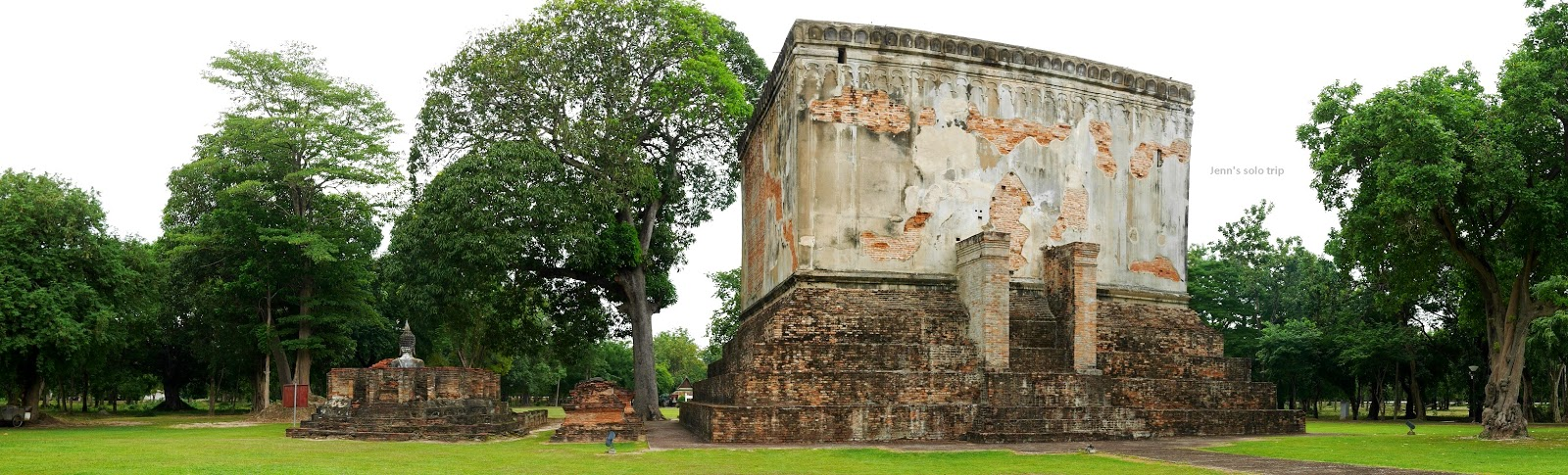 Tastes of Life: Tour around Sukhothai Historical Park by ...