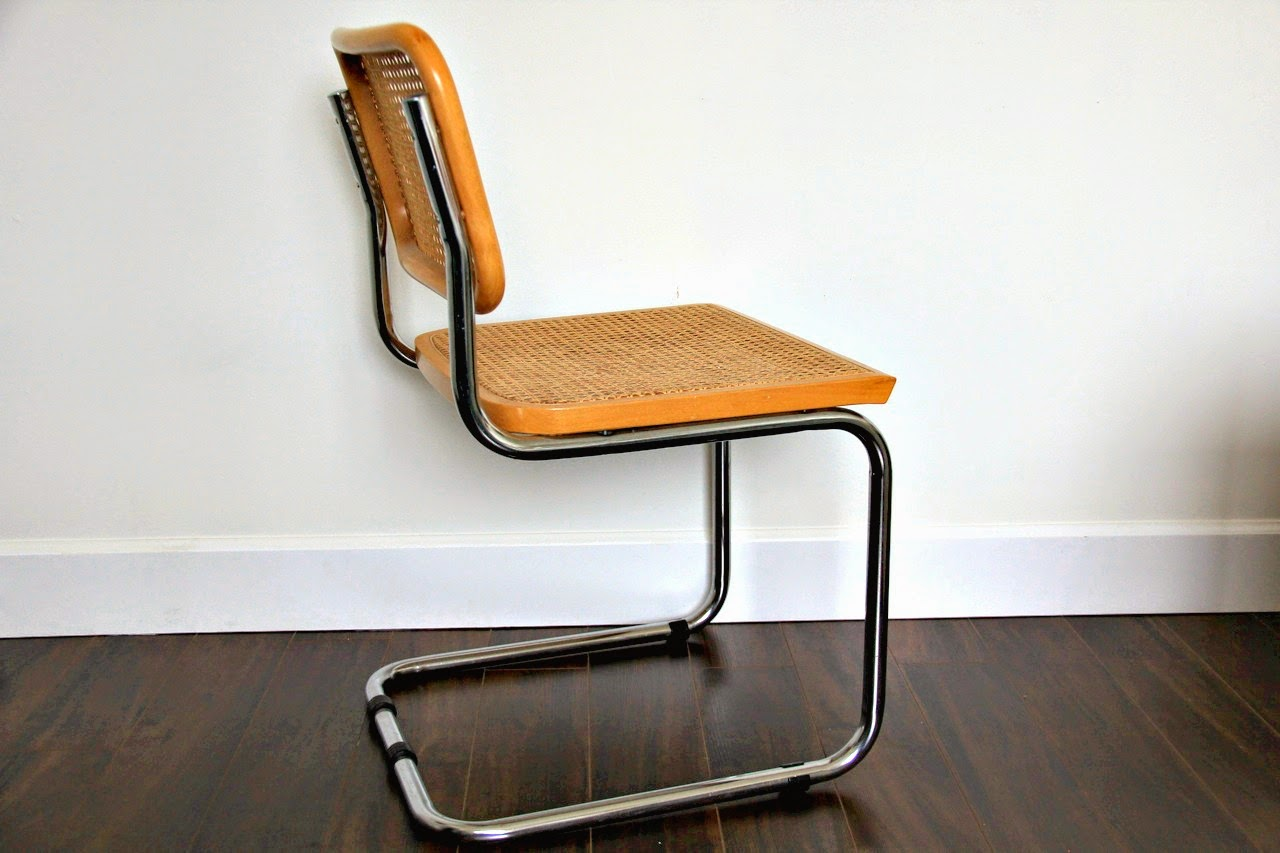 BIJOU LIVING & One of The Most Important Chairs of The 20th Century