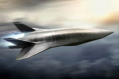 Hypersonic Rocket-Plane Program Inches Along, Stalls, To Restart