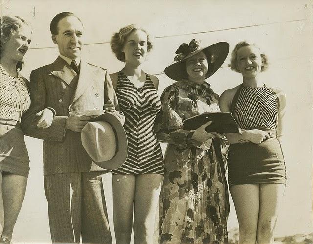 Vintage Style Clothes Australia ~ vintage everyday Vintage Australian Fashion of the 1930s