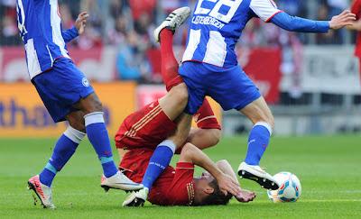 Bayern Munich 4 - 0 Hertha BSC (2)