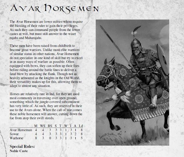 Warhammer Army PDFs