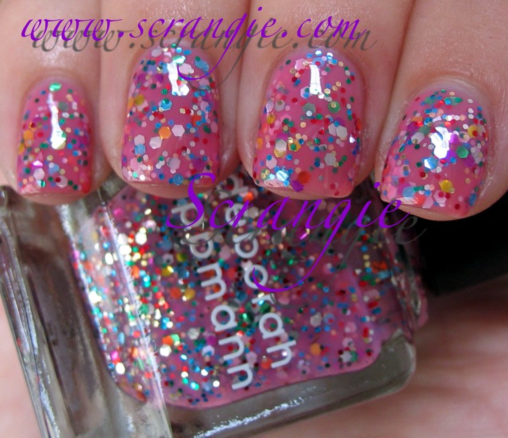 Famous Nails Art Design For Halloween Huge Cleaning Nail Polish From Carpet Round Nail Polish Winter Colors Nail Polish Palette Old Nail Art With Beads BrownSilver Sparkle Nail Polish Scrangie: Deborah Lippmann Get This Party Started Set Fall 2011