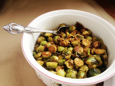 Brussels Sprouts With Umami Sauce Dr Weil