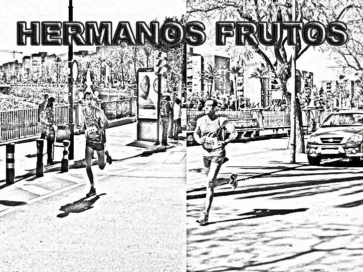 LOS CORREDORES HERMANOS FRUTOS