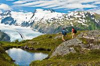 Taman Nasional Chugach Alaska