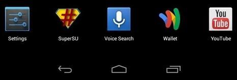 Cara Root Semua Jenis Android