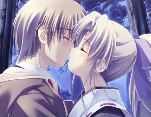 Te gustan los dibujos mangaanime Varias fotos manga y anime kiss