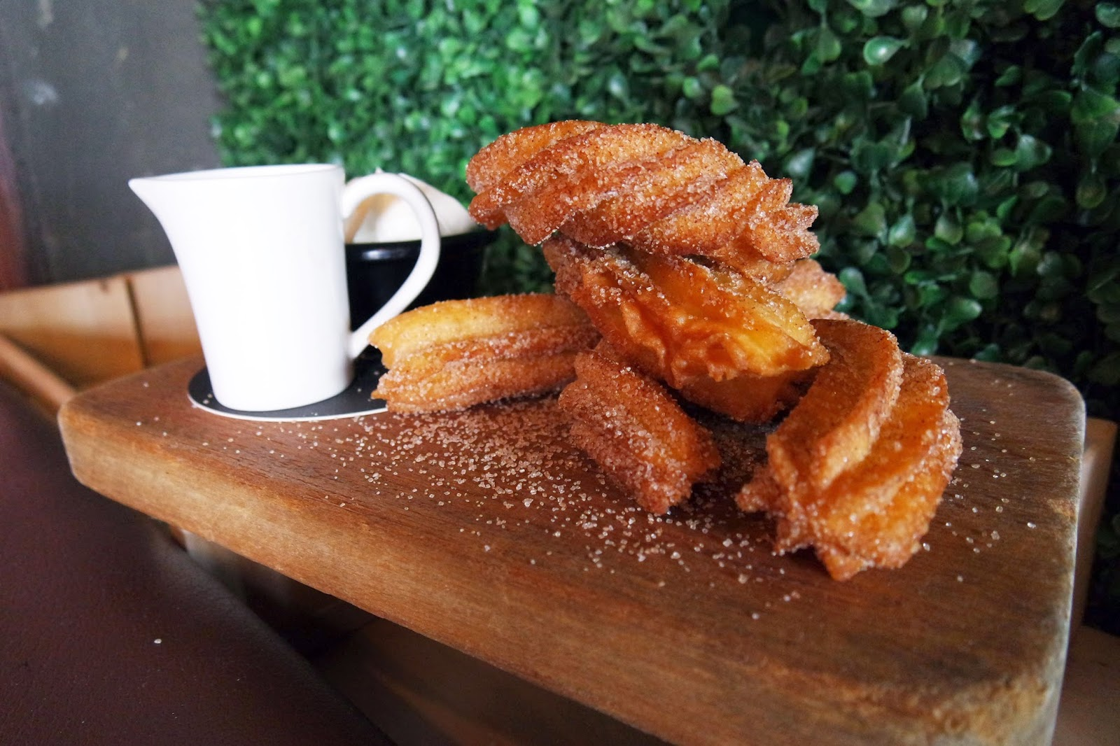 Salt Tapas and Bar - Churros