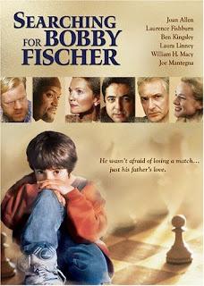 cartel de la película en busca de Bobby Fischer