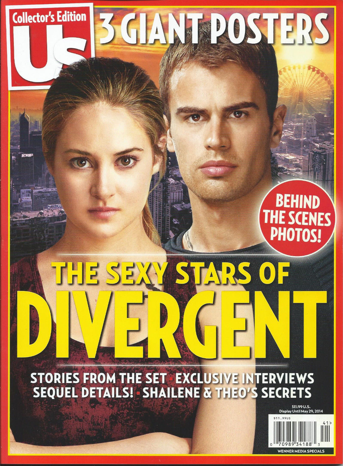 Are shailene and theo still dating after a year 9