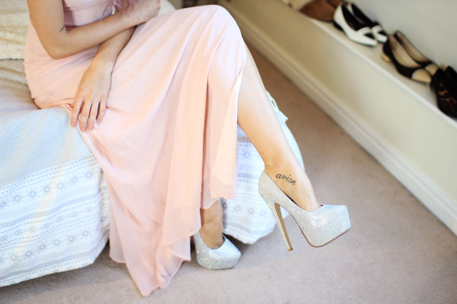 missguided bridesmaids dress