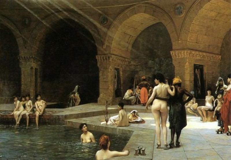 D.W.C.Arab Style - Painter Jean-Léon Gérôme