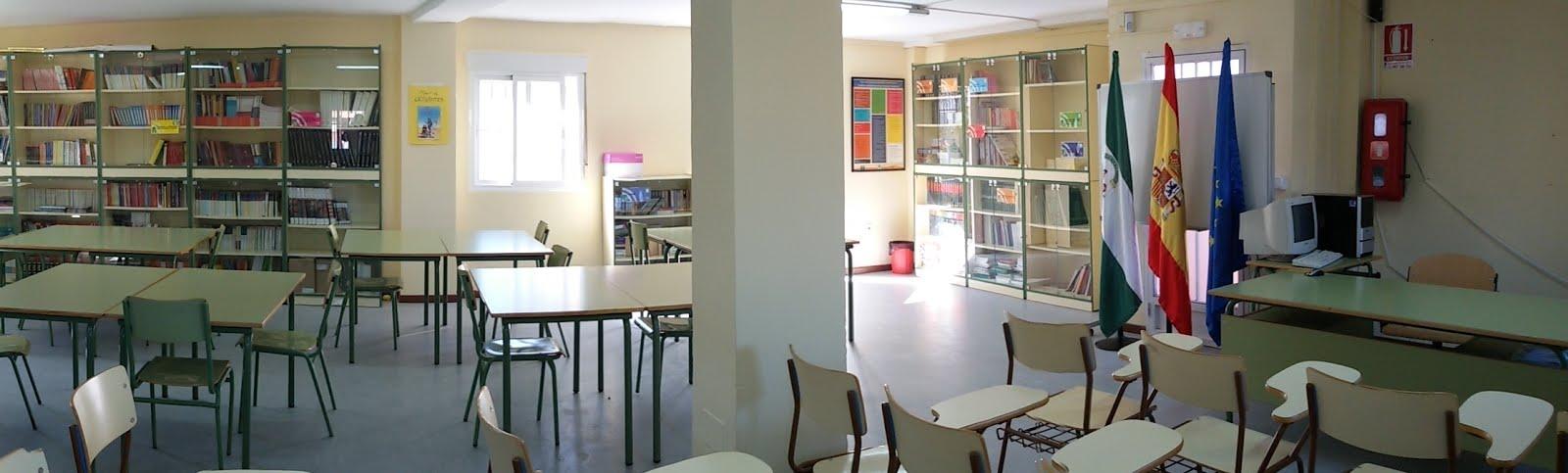 Biblioteca del I.E.S. Llano de la Viña