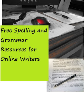 Free spelling and grammar resources for online writers