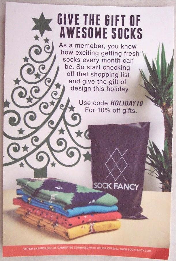 Sock fancy coupon code