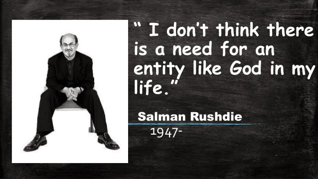 imagine there s no heaven salman rushdie essay response Sir ahmed salman rushdie in response to the attack, rushdie commented on what he perceived as victim-blaming in the imagine there is no heaven.