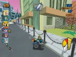 Free DOwnload Games Cartoon Network Racing ps2 iso Untuk Komputer Full Version ZGASPC