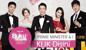 "DRAMA KOREA TERBARU RTV ""PRIME MINISTER & I"""