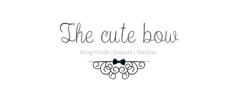 Thecutebow - blog mode Toulouse