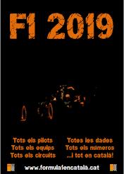 Descarrega't la Guia F1 2019!