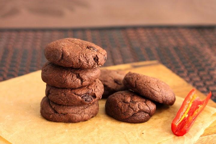 Scientifically Sweet: Maya Chocolate Cookies