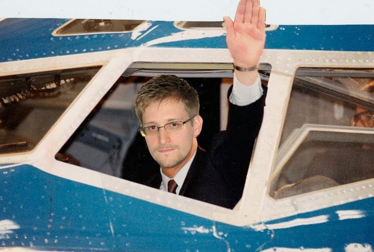 Snowden Dinominasikan Raih Nobel Perdamaian