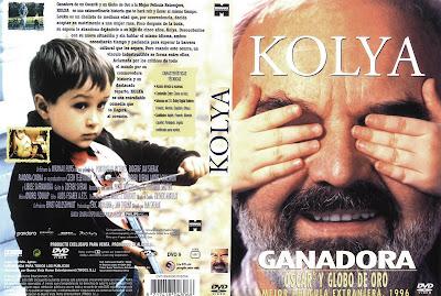 Kolya 1996 | Caratula Dvd | Cover