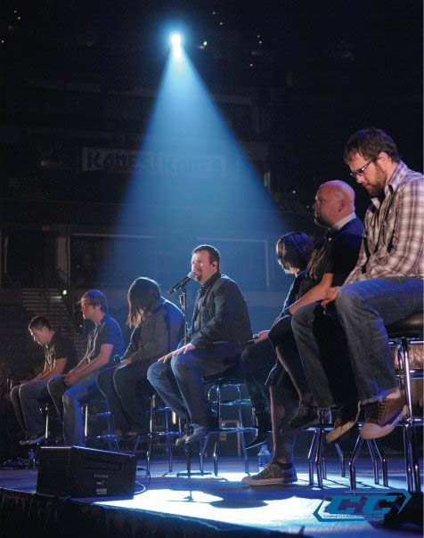 Casting Crowns - Come To The Well 2011 biography and history