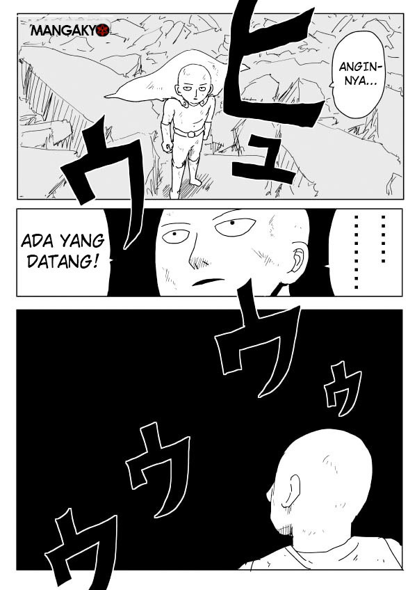 Onepunch-Man ONE Chapter 92-1
