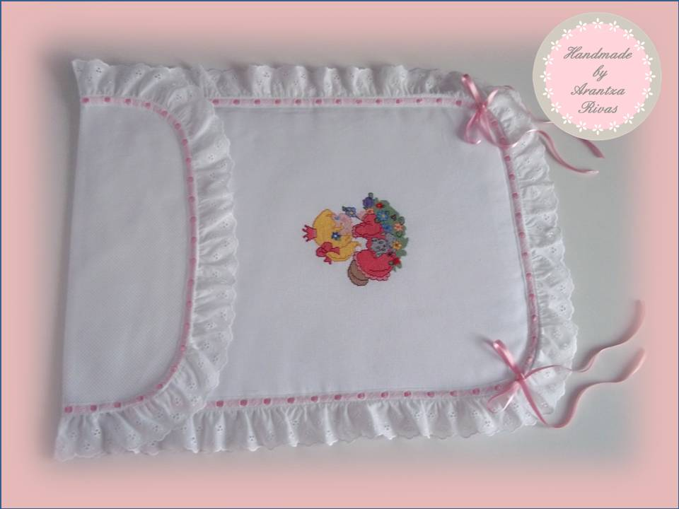 Arantza rivas ropa de dise o para beb s colchas para - Colchas de patchwork hechas a mano ...