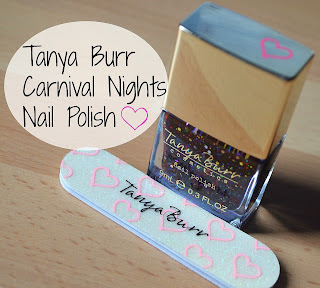 Tanya Burr Cosmetics Carnival nights nail polish