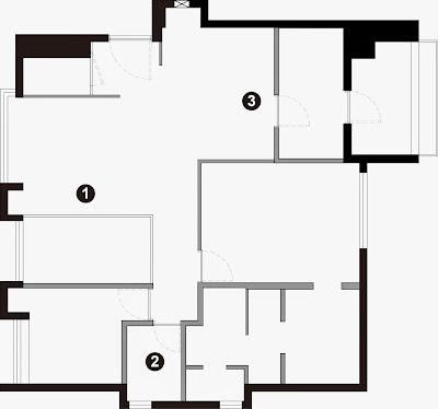 室內設計 平面圖