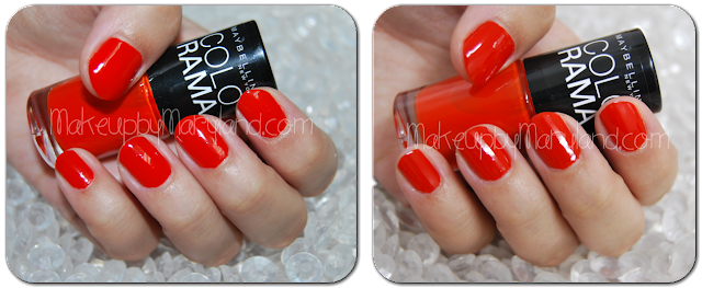 El esmalte de la semana: Colorama 341 Orange Attack de Maybelline-85-makeupbymariland