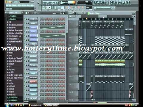 Project Fl Studio Raha Las9a 2015