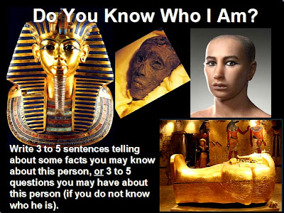 King Tut Exhibit in Seattle